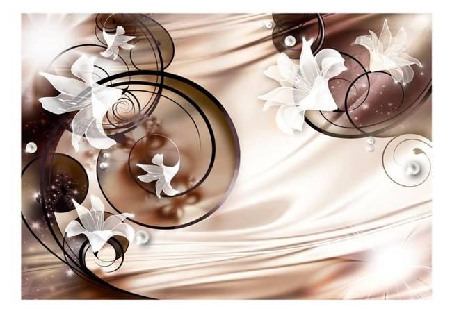 Fototapeta - Atłasowy dywan