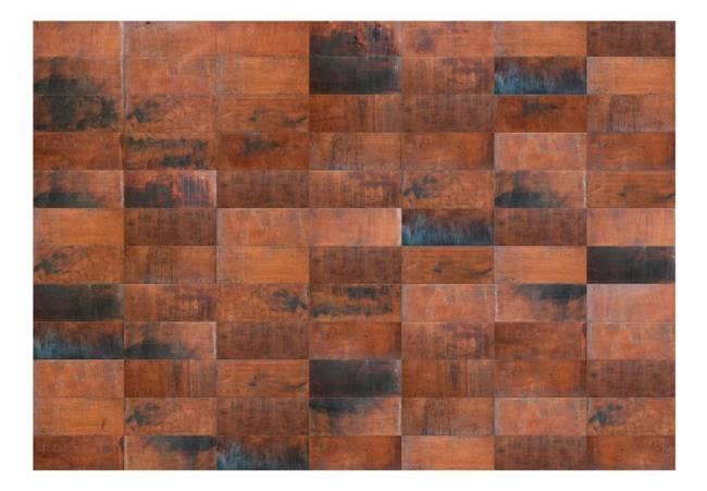 Fototapeta - Ceglane puzzle