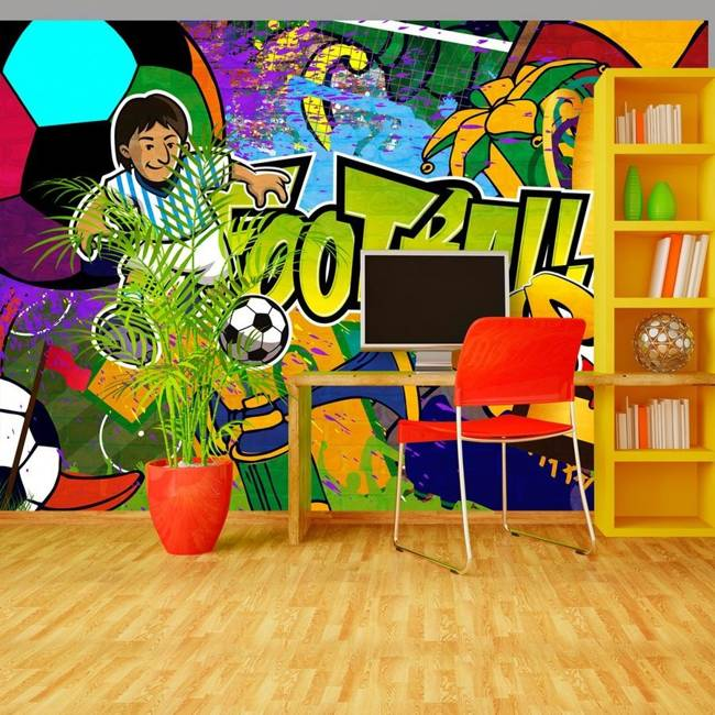 Fototapeta - Football Cup