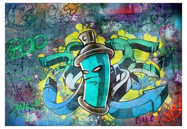 Fototapeta - Graffiti maker