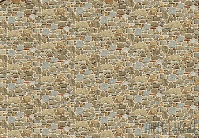 Fototapeta Imitacja - jasny kamień 3691