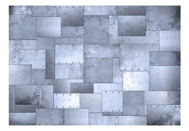 Fototapeta - Industrialna mozaika