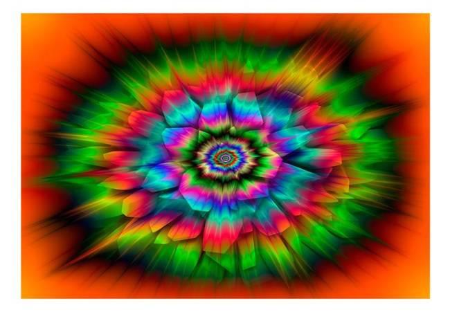 Fototapeta - Kalejdoskop kolorów