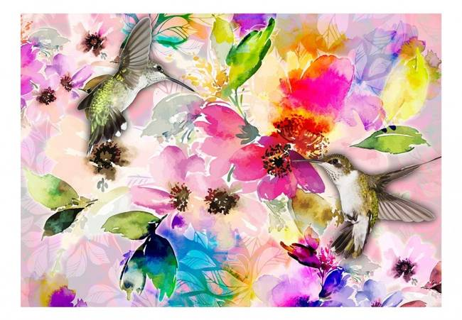 Fototapeta - Kolory natury