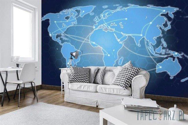 Fototapeta Mapa 10948