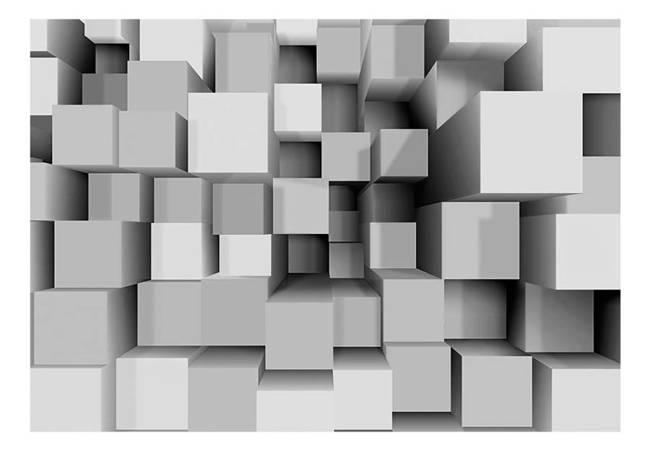 Fototapeta - Mechaniczna symetria