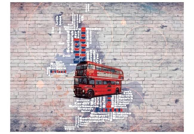 Fototapeta - Mój Londyn...