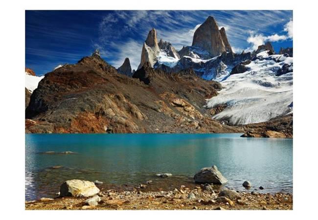 Fototapeta - Mount Fitz Roy, Patagonia, Argentina