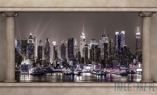 Fototapeta Nowy Jork nocą 2867