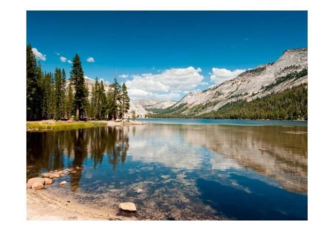 Fototapeta - Tenaya Lake - Yosemite National Park