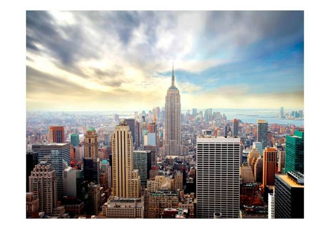 Fototapeta - View on Empire State Building - NYC