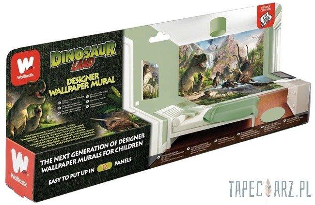 Fototapeta Walltastic 41745 Land Dinosaur