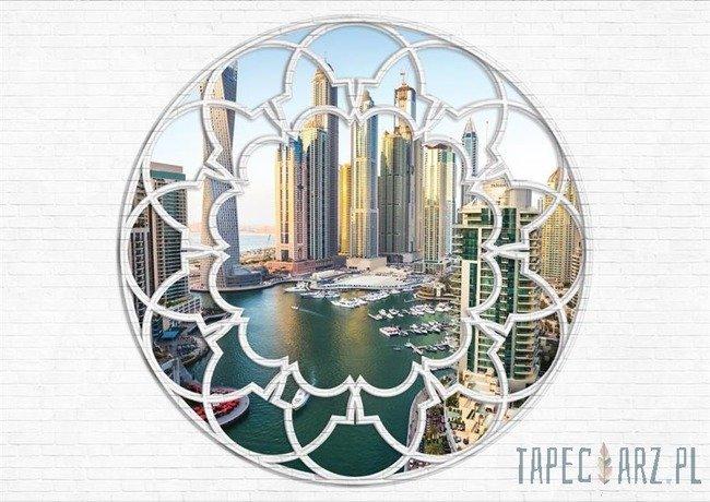 Fototapeta Widok na Dubaj 2420