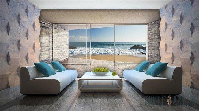 Fototapeta Widok na plażę 3603