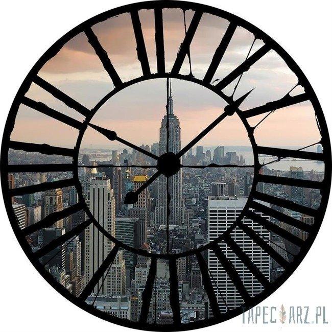 Fototapeta Widok przez zegar na Nowy Jork 10149