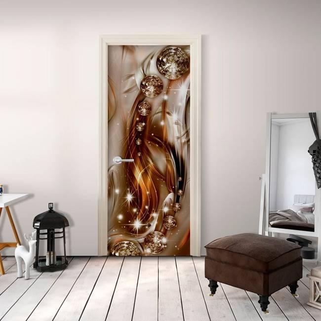 Fototapeta na drzwi - Tapeta na drzwi - Abstrakcja