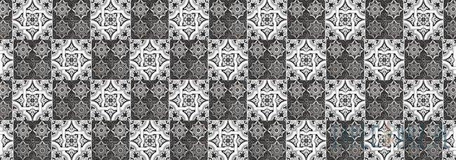 Fototapeta na flizelinie Czarno-biała Mozaika 10104VEE