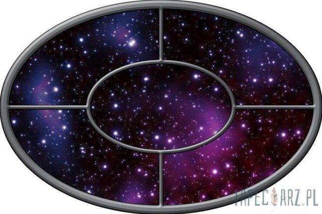 Fototapeta na flizelinie Gwiazdy - okno 924