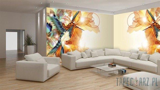Fototapeta na flizelinie Kolorowy koliber 1543VEE