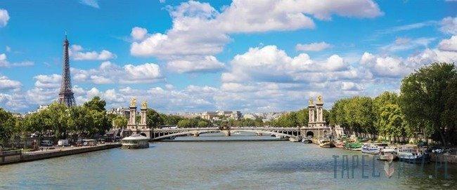 Fototapeta na flizelinie Paryż 2876VEP
