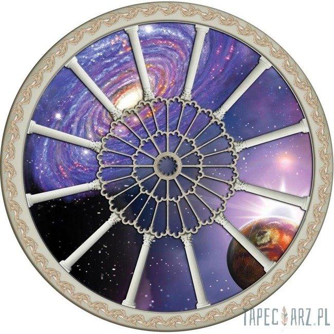 Fototapeta na flizelinie Planety - Rozeta 916
