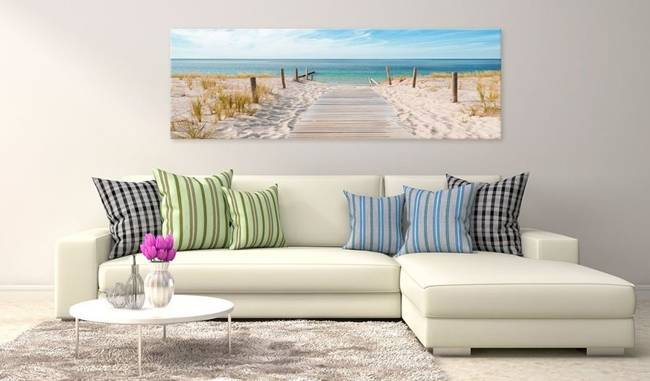 Obraz - Cisza morza