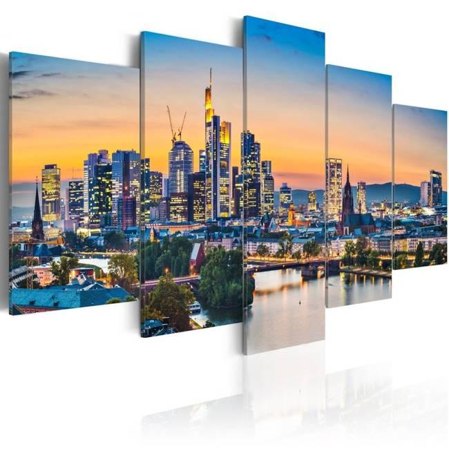 Obraz - Frankfurt nad Menem, Niemcy