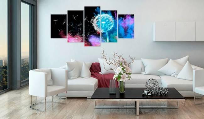 Obraz - Kolor delikatności