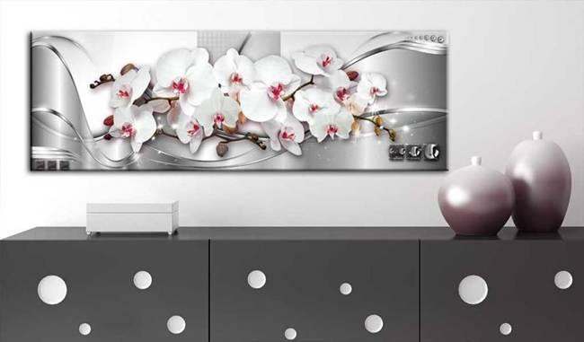 Obraz - Kompozycja z kwiatów