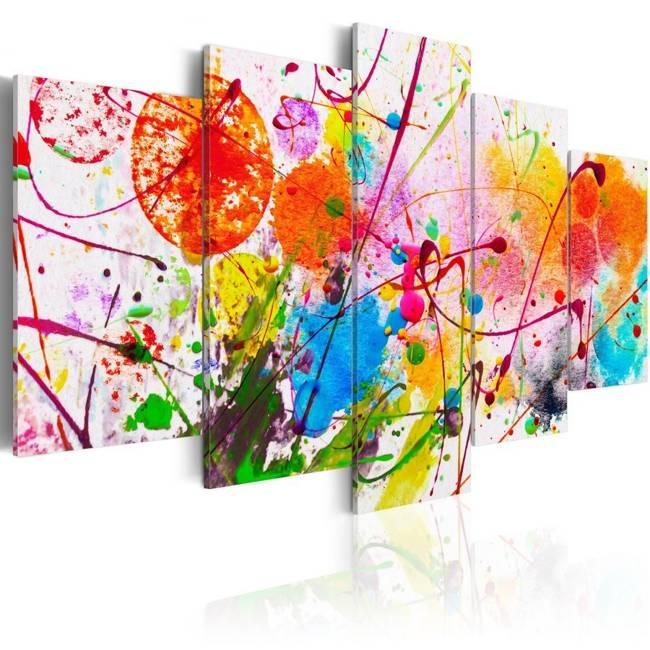 Obraz - Lato kolorów