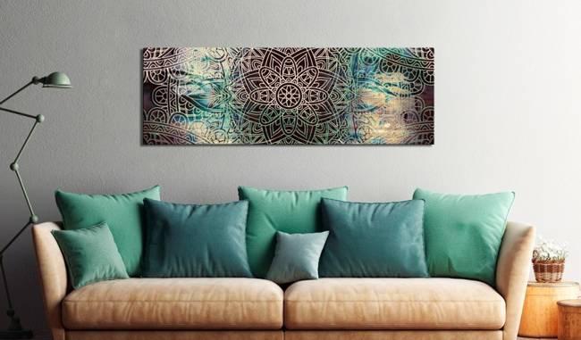 Obraz - Mandala: Węzeł spokoju