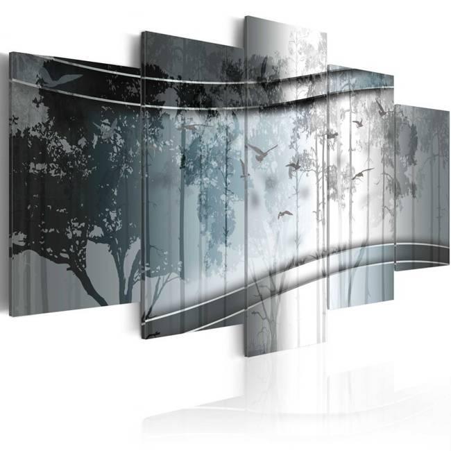 Obraz - Mgły lasu