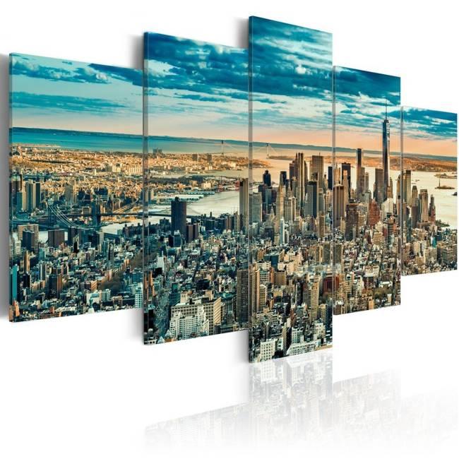 Obraz - NY: Miasto marzeń
