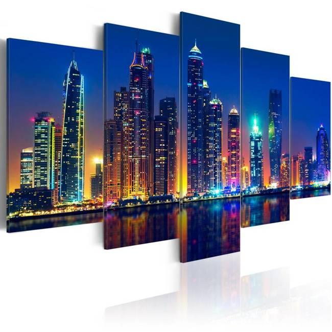 Obraz - Noce w Dubaju