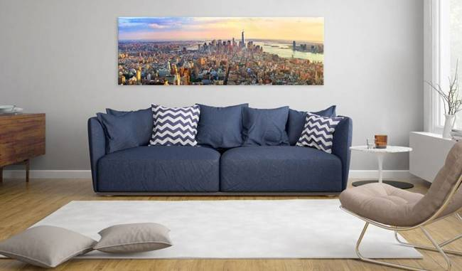 Obraz - Nowojorska panorama