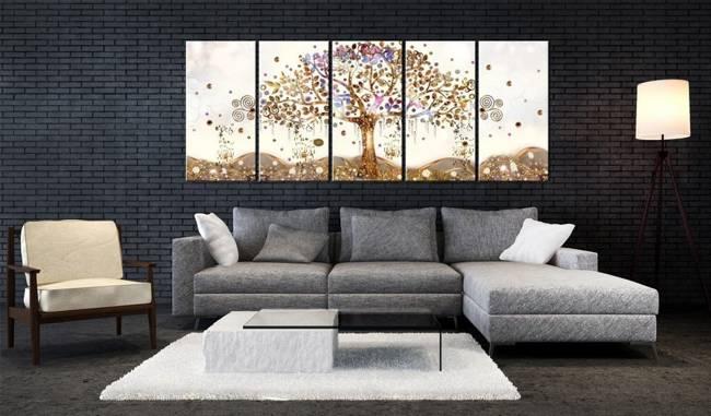 Obraz - Olśniewający drzewo