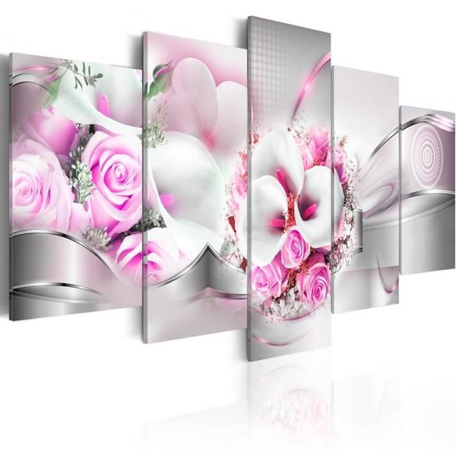 Obraz - Różowe zaślubiny