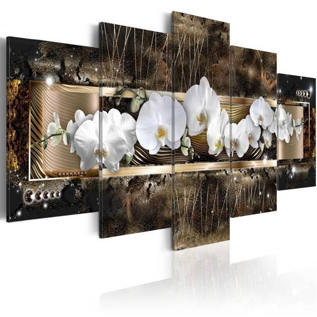Obraz - Sen o orchidei