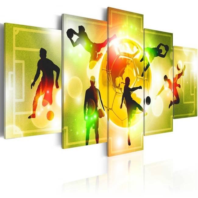 Obraz - Sportowa energia