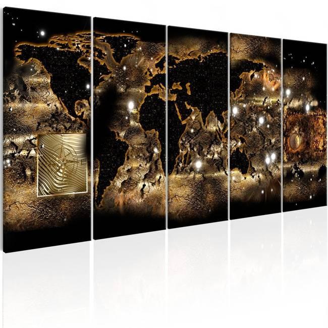 Obraz - Świat nocą