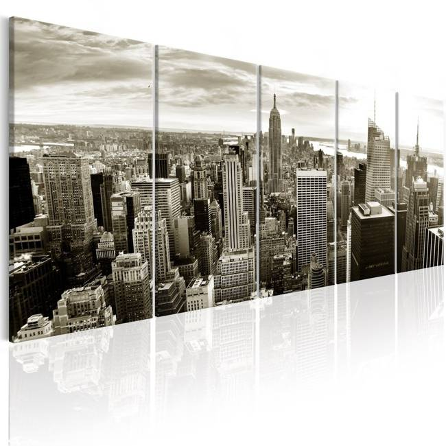 Obraz - Szary Manhattan