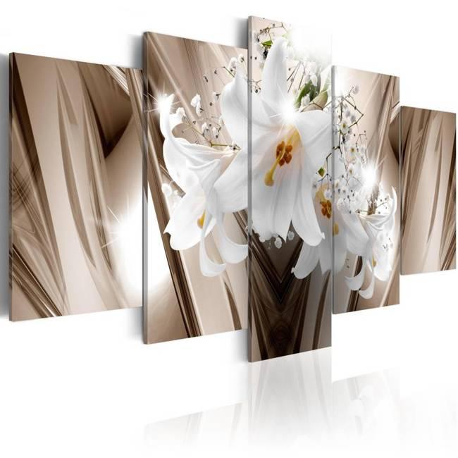 Obraz - Uwięziona lilia