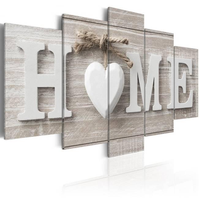 Obraz - Zacisze miłości
