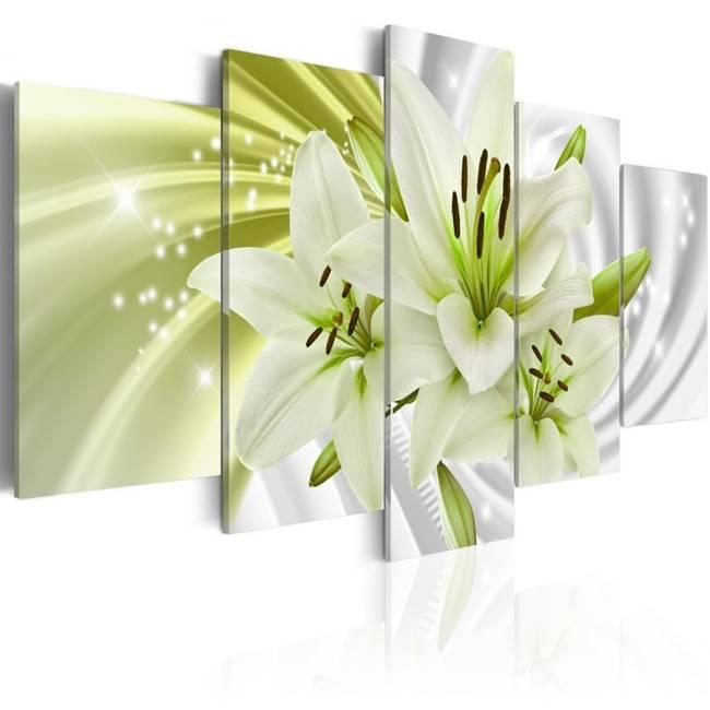 Obraz - Zielony blask