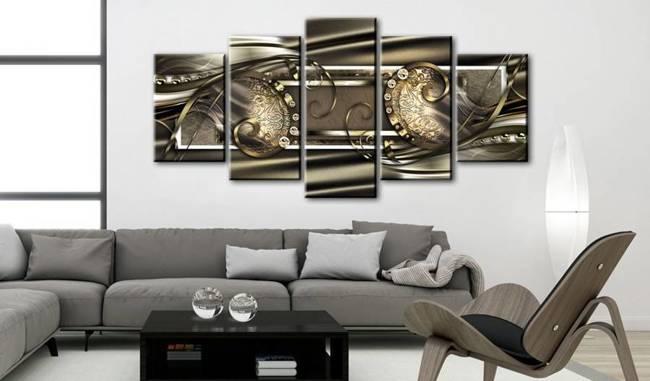 Obraz - Złote fasolki