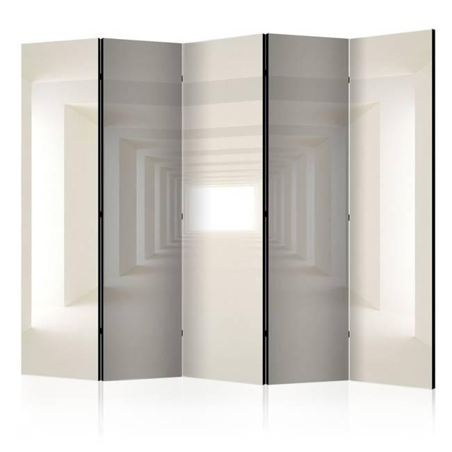 Parawan 5-częściowy - W stronę światła II [Room Dividers]