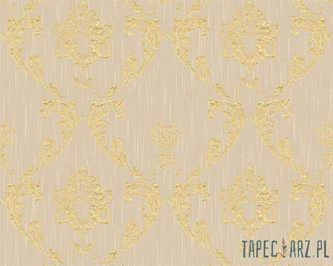 Tapeta ścienna AS Creation 30658-2 Metallic Silk
