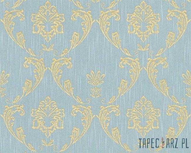 Tapeta ścienna AS Creation 30658-6 Metallic Silk