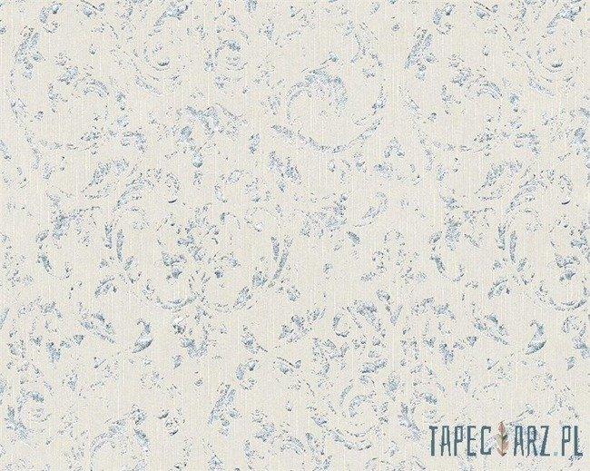Tapeta ścienna AS Creation 30660-1 Metallic Silk