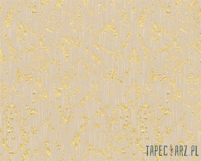 Tapeta ścienna AS Creation 30660-2 Metallic Silk